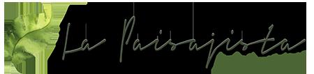 Logo de La Paisajista – Estudio de Paisajismo y Diseño de Jardines